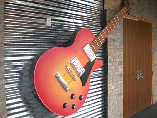 guitar prop