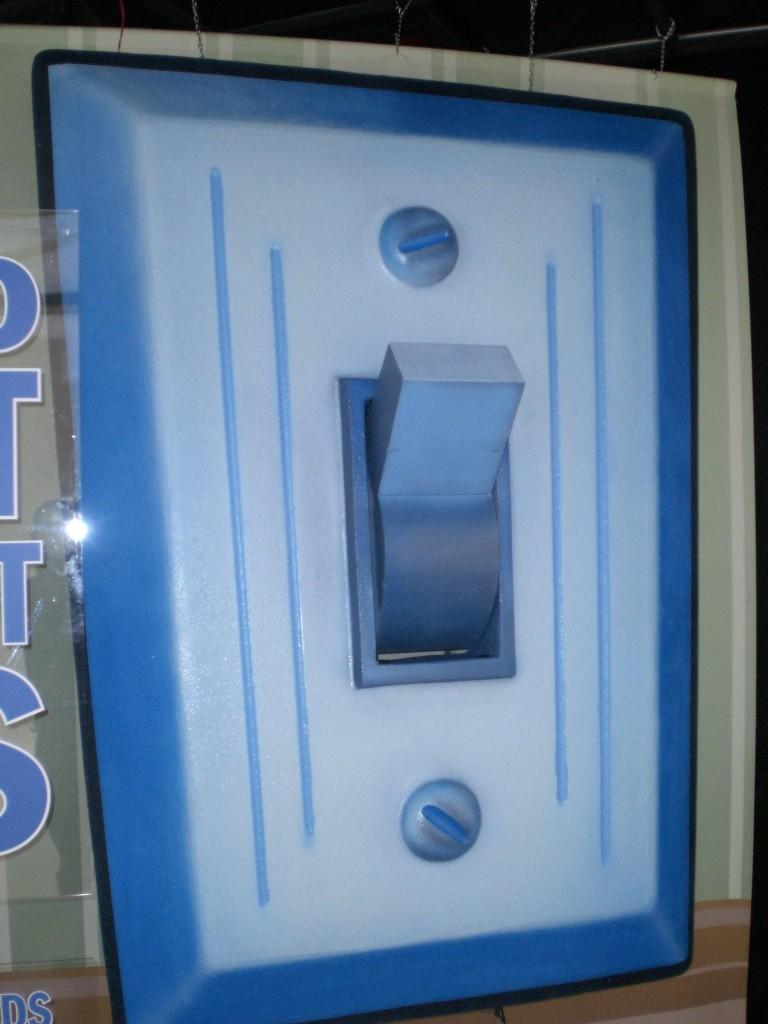 light switch prop