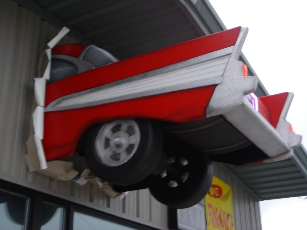 car prop