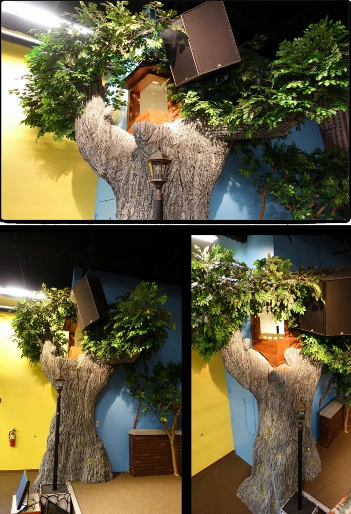 Foam Tree