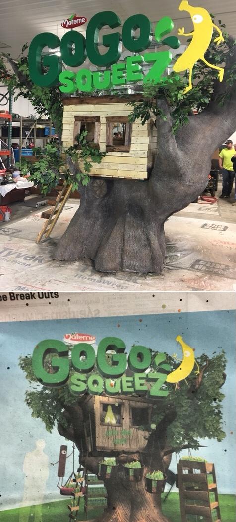 expo tree