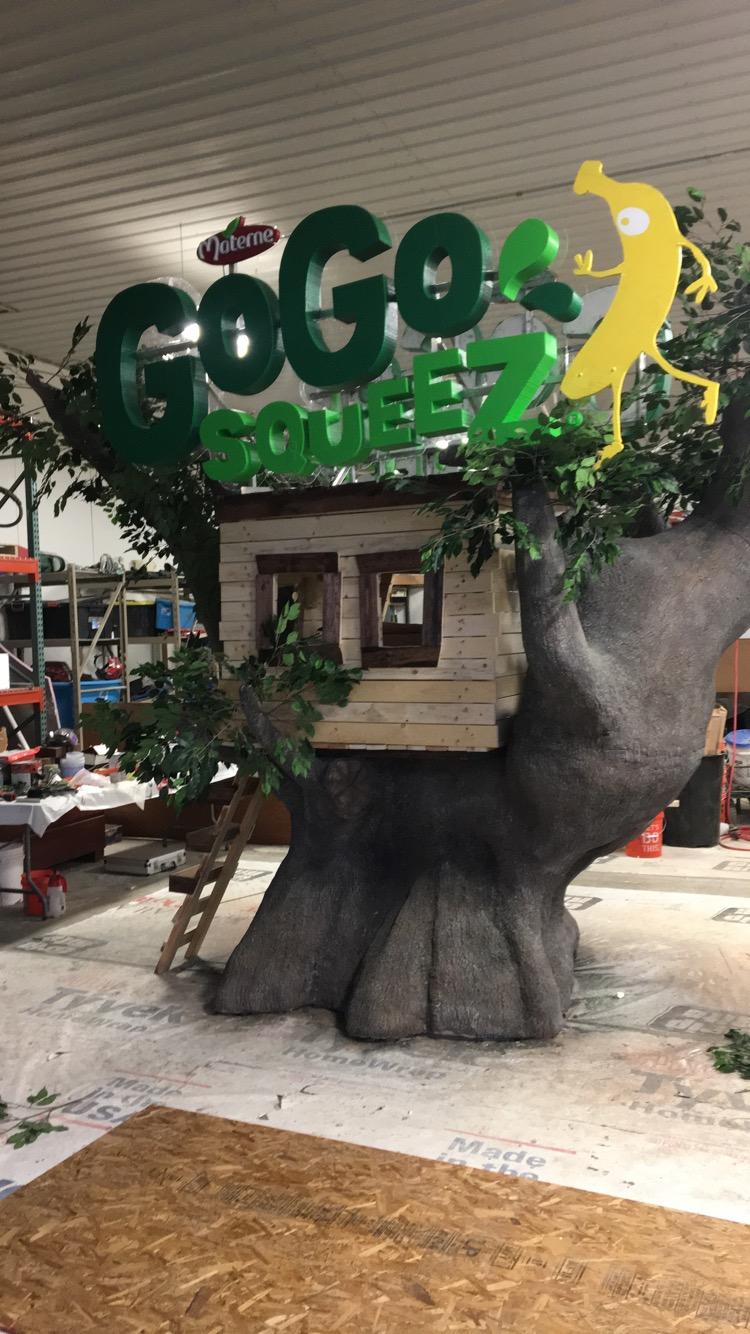 modular tree