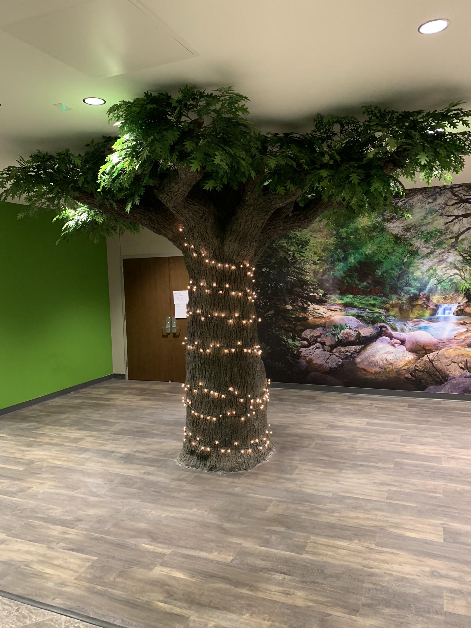 Epoxy Tree
